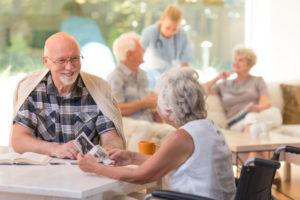 senior living Denver residents