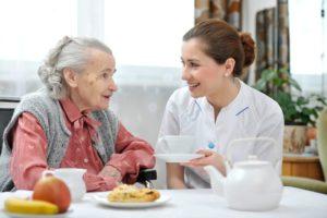assisted living Denver caregiver